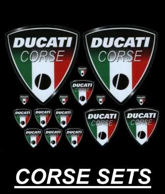 Ducati Stickers Decals
